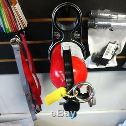 1.75 Billet Quick Release Dry Fire Extinguisher Kit for RZR Ranger YXZ Rhino XX