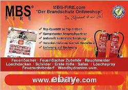 10kg Automatic Powder Fire Extinguisher Löschanlage Automatic