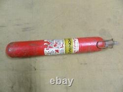 1967 Camaro Firebird Space Saver Spare/inflator/fire Extinguisher 7.35-14 Nos