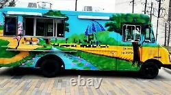 2000 Chevrolet Workhorse P32 Food Truck / Used Mobile Kitchen for Sale in Texas
