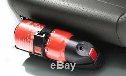 2004-2012 Porsche 997 OEM Fire Extinguisher Bottle and Seat Mounting