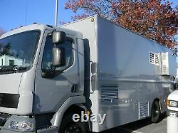 2014 Diesel Kenworth K270 with HIVCO Custom Body Mobile Kitchen Food Truck for Sal