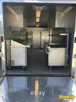 2015 8.5' x 24' Freedom Street Food Concession Trailer for Sale in Georgia