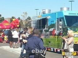 2015 Custom-Built Diesel Step Van Kitchen Food Truck with Corn Roaster for Sale