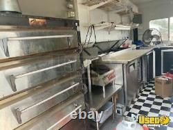 2016 7' x 16' Pizza Concession Trailer / Turnkey Ready Pizzeria on Wheels for
