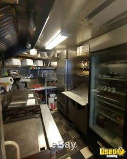 2017 8.5' x 20' Cargo Craft Barbecue Food Trailer with Full Kitchen and Porch fo