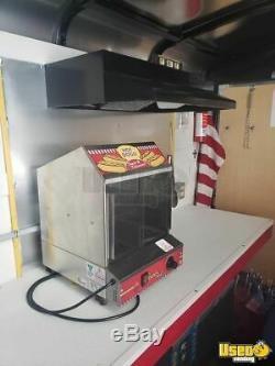 2018 6' x 12' Homesteader Inc Mobile Kitchen Food Concession Trailer for Sale in