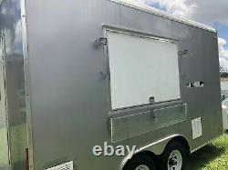 2018 Food Concession Trailer with Professional Kitchen for Sale in Florida- Only
