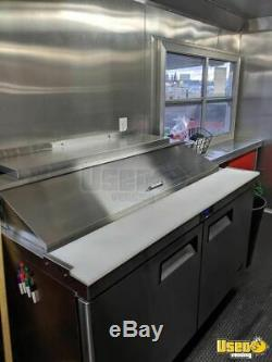 2019 Turnkey 8.5' x 18' Crepes Concession Trailer Mobile Food Unit for Sale in A