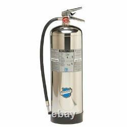 2020 Buckeye Water Fire Extinguisher With Schrader Valve (Empty)