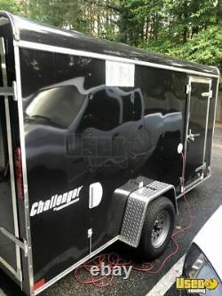 2020 Homesteader Challenger 6' x 12' Food Concession Trailer for Sale in Georgi