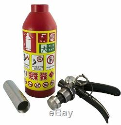 4K HD Battery Operated Fire Extinguisher Bottle WifI Nanny Hidden Camera