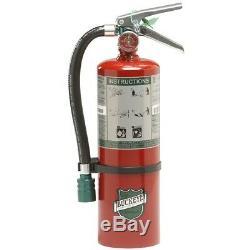 5lb Halotron Buckeye Fire Extinguisher 70550 Brand New