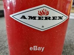 AMEREX 397 Fire Extinguisher, 1A10BC, Halotron, 11 lb
