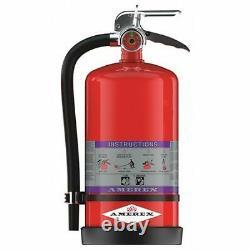 AMEREX 716 Fire Extinguisher, 80BC, Purple K, 13.2031 lb