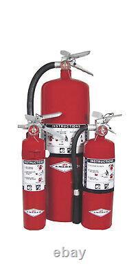 AMEREX A413 Fire Extinguisher, 120BC, Purple K, 20 lb