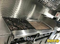 All Stainless Steel 2003 Workhorse 18' P42 Step Van Food Truck / Mobile Kitchen