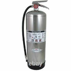 Amerex 240 Fire Extinguisher, 2A, Water, 2.5 Gal