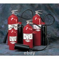 Amerex 322 Fire Extinguisher, 5BC, Carbon Dioxide, 5 Lb