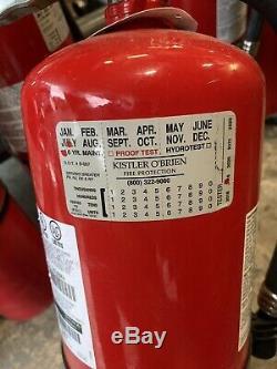 Amerex 397 11lbs. Halotron ABC Fire Extinguisher