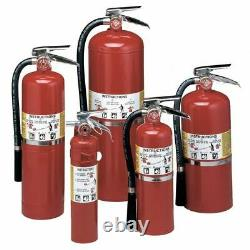 Amerex 423 Fire Extinguisher, 10A120BC, Dry Chemical, 20 Lb