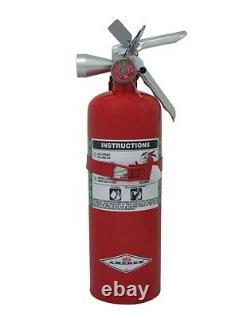Amerex B386T, 5lb Halotron I Class B C Fire Extinguisher