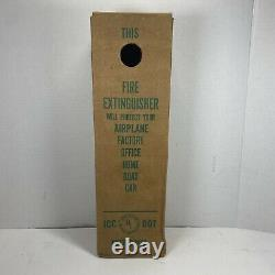 Amerex Fire Extinguisher 2.5Lb HALON 1211 Fire Extinguisher (EMPTY) Read Below