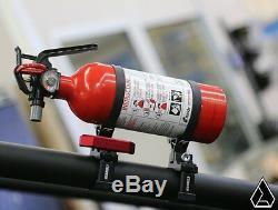 Assault Industries Quick Release UTV Fire Extinguisher Kit Clamp 2.0 UTV ATV