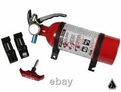 Assault Industries UTV Fire Extinguisher Kit 1.875 Tube Clamp