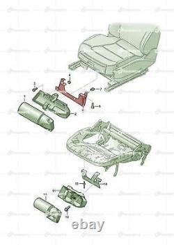 Audi Q3 quattro 2.0 Holder For Fire Extinguisher 8K0860296B Brand New Genuine
