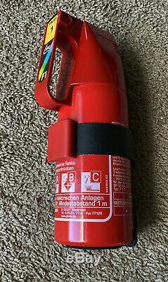 BMW 1 KG Gloria Fire Extinguisher ABC e28 e24 e36 e46 e39 e60 M5 M3 f10