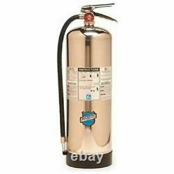 (BRAND NEW 2020)-BUCKEYE 50000 Water Pressure Fire Extinguisher, 2A, 2-1/2 gal
