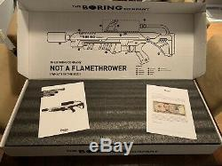 BRAND NEW Not-a-Flamethrower With Fire Extinguisher The Boring Company