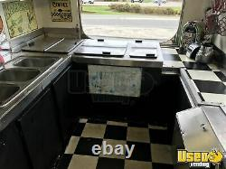 Beautiful Retro Style 2002 8.5' x 16' Mobile Kitchen Food Concession Trailer for