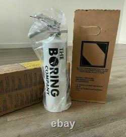Boring Company Fire Extinguisher Elon Musk Not A Flamethrower BRAND NEW IN BOX