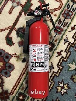 Brand New In Box Supreme Fire Extinguisher Kiddie Red White Box Logo SS15 Rare