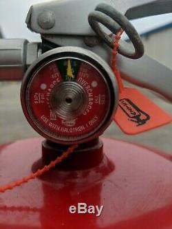 Buckeye 15lb Halotron 1 fire extinguisher