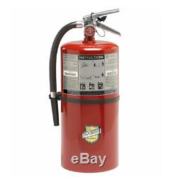 Buckeye, 20 lb ABC Fire Extinguisher, Wall Bracket, Ready For Fire Inspections