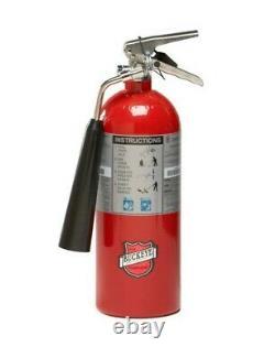 Buckeye 5 LB. Carbon Dioxide Fire Extinguisher