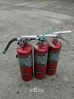 Buckeye 5H sa Halotron 1 fire extinguisher
