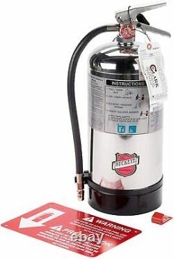 Buckeye K Class Fire Extinguisher Kitchen Fire Extinguisher- Tagged-2021