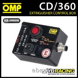 Cd/360 Omp Fire Extinguisher Control Box Electrically Activated Fia 8856-2015