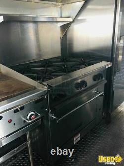 Clean 2017 9.5' x 22' Loaded Food Concession Trailer for Sale in California
