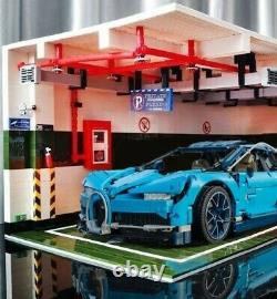 Corner Garage 10264 Automotive Shop Pour Lego Race Cars 42056 42083 42096