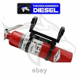 Deviant Race Parts QD Fire Extinguisher Mount for 1.75 Roll Bar 60600