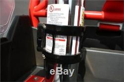 Dragonfire Racing Quick Release Fire Extinguisher Ext Mount Black Maverick X3