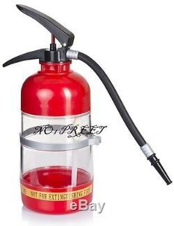 Drinks Fire Extinguisher Pump Cocktail Shaker Liquor Wine Beer Dispenser Machine