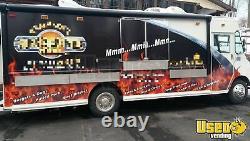 Eye-Catching Turnkey GMC Grumman 22' Stepvan Barbecue Food Truck for Sale in Pen