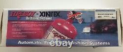 FIREBOY XINTEX auto fire extinguisher CG2 FE-241 200 Cubic feet