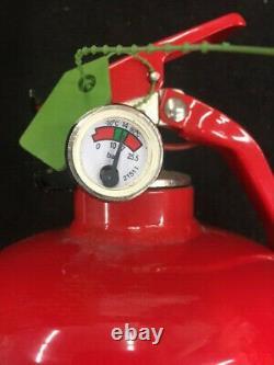 Ferrari OEM Fire Extinguisher With Floor Mount Bracket-Brand New